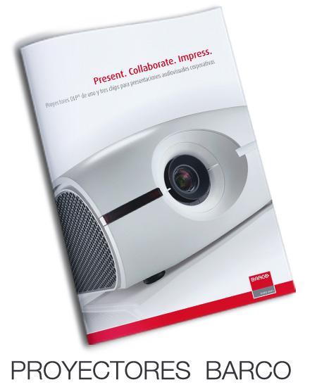 Catálogo proyectores BARCO