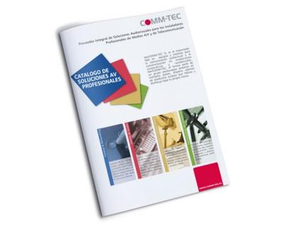 Catálogo COMM-TEC