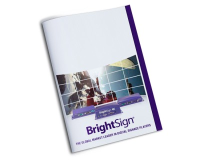 Catálogo BRIGHTSIGN
