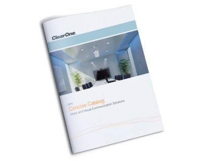 Catálogo CLEARONE