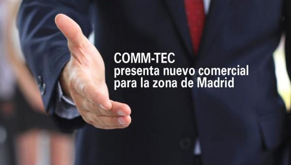 Nuevo Comercial COMM-TEC
