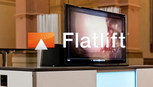 COMM-TEC distribuidor oficial de FLATLIFT