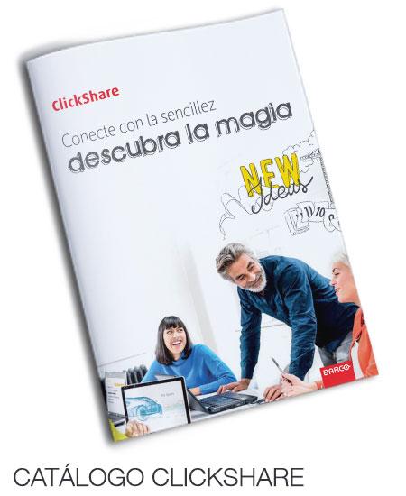 Catálogo ClickShare