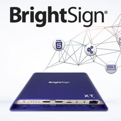 Nuevos reproductores serie 4 de Brightsign