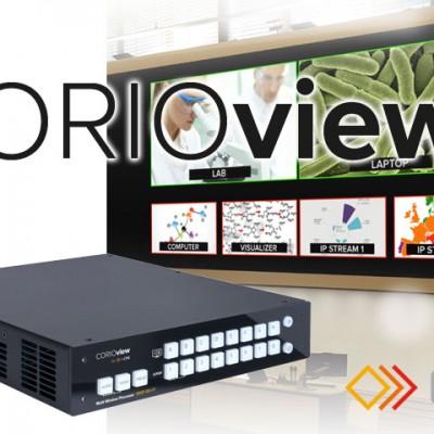 Nuevo CORIOview de TVONE