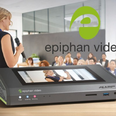 COMM-TEC distribuidor oficial exclusivo de Epiphan Video