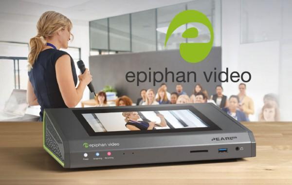 COMM-TEC distribuidor oficial exclusivo de Epiphan Video