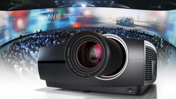 Nuevos proyectores F80